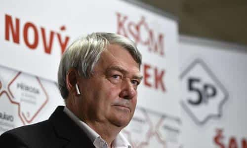 Czech Voters Oust Communists From Parliament For First Time Since 1948 1