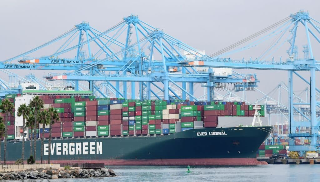 Exclusive - Global Logistics CEO: 62 Ships Unable to Unload at California Ports, Delaying Inventories for Black Friday 1