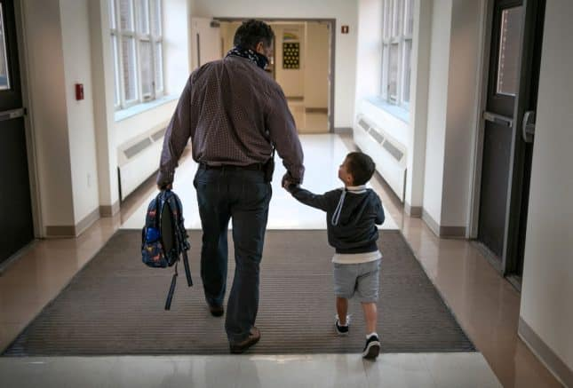 Poll: 88% of voters believe it's very important for parents to be involved in their children's education 1