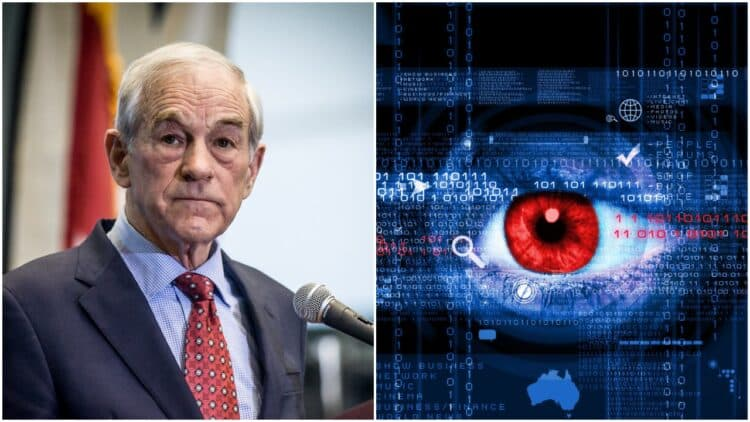 Big Tech Targets Liberty Icon Ron Paul with 'Coordinated' Censorship Campaign on Multiple Platforms 1